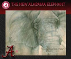 The New Alabama Elephant by Larry K. Martin